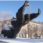 Спонсорство или благотворительность поможет восстановить памятник ВОВ