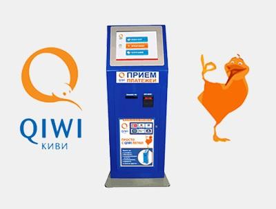 Инструкция: оплата наличными через терминалы qiwi