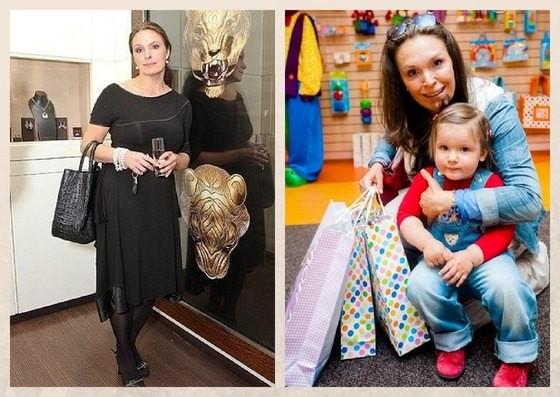 Марина Могилевская с дочкой поддержали Женю Белоусову