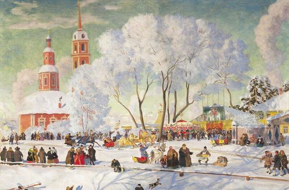 Грант: Художественный конкурс «Купеческая Россия»