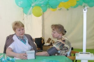Более 400 человек посетили площадку здоровья МЕДСИ