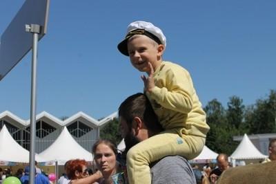 Более 400 человек посетили площадку здоровья МЕДСИ на семейном фестивале журнала «Лиза. Мой ребенок»