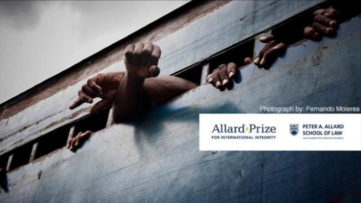 Фотоконкурс Allard Prize 2018