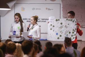 Школьники Петербурга и Мурманска представили концепции развития экологичного города