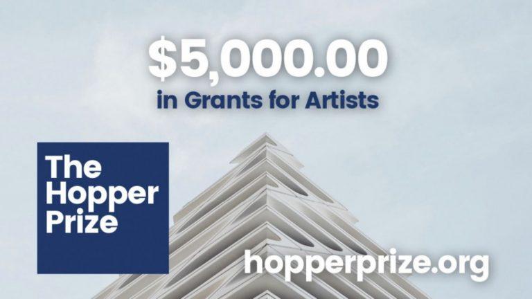 Международный конкурс the Hopper Prize