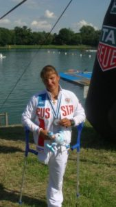 Петербургская спортсменка с инвалидностью взяла бронзу на Кубке Мира по гребле на байдарках и каноэ