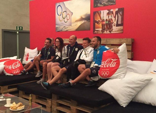 Спонсорство олимпийского уровня