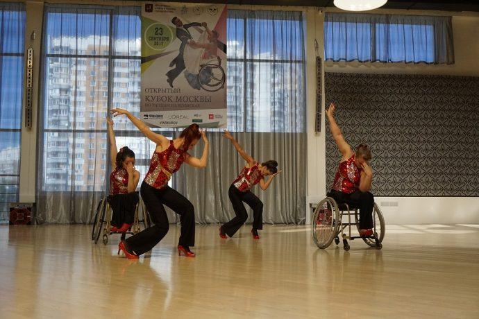 В Москве вновь пройдут открытые городские соревнования по танцам на колясках
