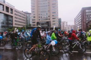 Велосипедная Москва с Kärcher