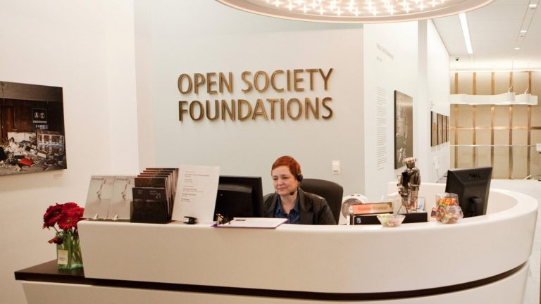 Конкурс грантов от Open Society Foundation