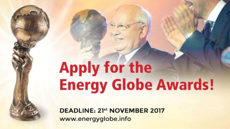 Глобальная премия ЕNERGY GLOBE Award